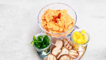 LowCarb Pizza Dip