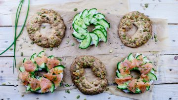 LowCarb Bagel