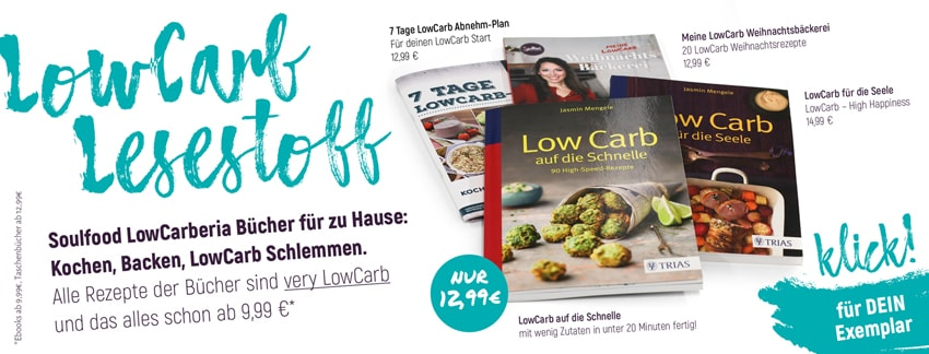 Low Carb Bücher
