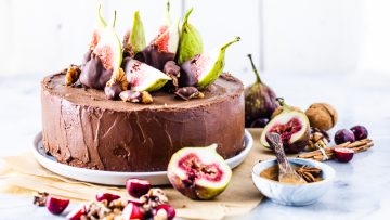 Low Carb Schokoladen Mousse Torte